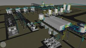 Foto de Veolia elegida para la ingeniería y suministro de una planta de aguas residuales para Saudi Aramco