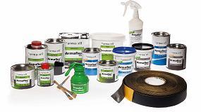 Foto de Armacell ofrece una amplia gama de adhesivos compatibles con los distintos aislamientos Armaflex