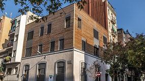 Fotografia de Las viviendas de madera se abren paso en el área de Barcelona
