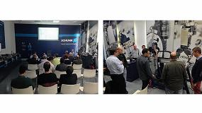 Picture of Schunk Tec-Center acoge la primera jornada de introducción al Codesys V3.5 de Intra