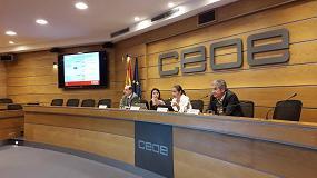 Foto de La eficiencia energética con CO2 y la formación centran el debate en la II Jornada de Presentación de Productos de Aefyt