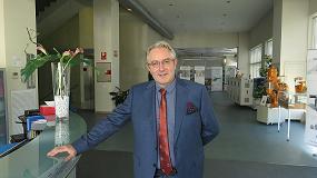 Foto de Entrevista a Roger Cheveux, ingeniero de ventas de la unidad de negocio de Illig, representada en España por Helmut Roegele