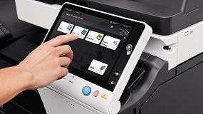 Picture of Dispositivos multifunción de Konica Minolta: accesibilidad garantizada para todos los usuarios
