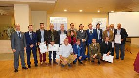 Foto de Madrid acoge la entrega de los Premios Gota de Agua 2016 de la asociación Aespe
