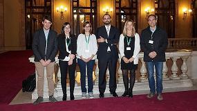 Foto de Los clústeres catalanes exponen en el Parlamento su propuesta de valor