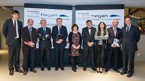 Foto de El clúster Hegan presenta su Plan Estratégico 2017-2020