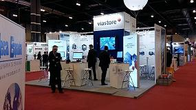 Picture of La presencia de viastore Systems en Logistics 2016 ha sido un éxito rotundo