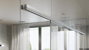 Fotografia de Sistema de puertas correderas GEZE Levolan 60 / 120: simplicidad funcional y facilidad de movimiento