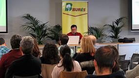 Foto de Burés S.A.U. celebra la segunda edición de su Jornada Técnica con muy buena acogida