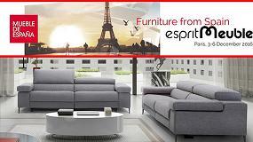 Foto de 21 empresas españolas del mueble y la decoración exponen en la feria Espritmeuble coordinadas por Anieme