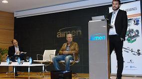 Foto de Aimen y Wärtsilä Ibérica muestran avances desarrollados en Next-Bearings