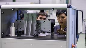 Picture of Cy-Time fabricará la máquina BEGItech ECD de Lazpiur para el mercado chino