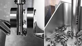 Foto de Las herramientas antivibratorias CoroMill 390 Silent Tools aportan seguridad al mecanizado de cavidades de titanio