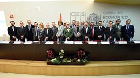 Picture of Los Agentes Sociales Industriales reclaman un pacto de estado que favorezca el desarrollo industrial de España