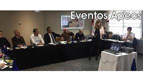 Foto de Apecs presenta Ferroforma 2017 a los principales fabricantes del sector de la cerrajería