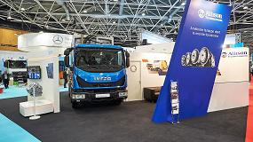 Foto de Allison presenta en Pollutec 2016 el camión de gama media para recogida de residuos más pequeño de Francia propulsado por GNC