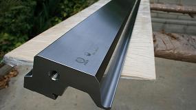 Foto de Metalmaq entrega un punzón especial para paneladora