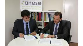 Foto de Apiem y Anese firman un acuerdo de colaboración para fomentar el trabajo conjunto entre los instaladores y las ESE