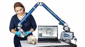 Foto de Faro lanza el ScanArm para aplicaciones de antropología forense y laboratorio de criminalística