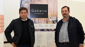 Foto de Gabarró, co-patrocinador de las IV Jornadas de Rehabilitación MásMadera