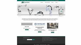 Foto de Larraioz Elektronika estrena nueva página web