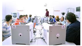 Foto de Sariki presenta en la Armeria Eskola el 'Curso Avanzado de Fabricación Aditiva aplicado a la Industria'