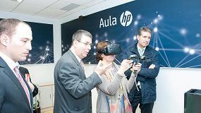 Foto de HP y la URJC inauguran un aula dedicada a la formación e innovación en realidad virtual