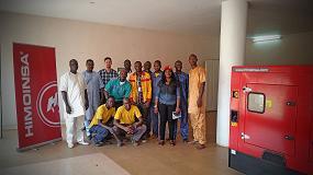 Foto de Himoinsa amplía su red en África con un nuevo distribuidor en Mali