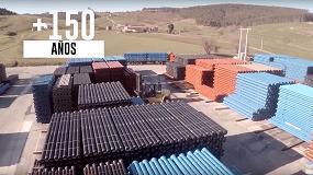 Foto de Un nuevo vídeo de Saint-Gobain PAM permite descubrir en 4 minutos cómo se fabrican los tubos de fundición dúctil