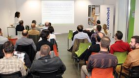 Foto de Primer 'Encuentro de Fabricantes de Ventanas de Madera' organizado por Asoma