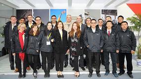 Foto de Los manipuladores telescópicos de Haulotte entran con fuerza en el mercado chino