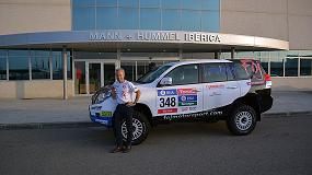 Foto de Los filtros MANN-FILTER viajarán al Rally Dakar 2017