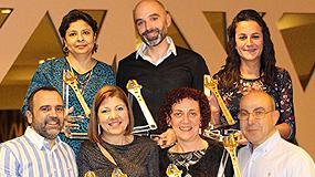Foto de Ega Master entrega sus tradicionales Egas de Oro