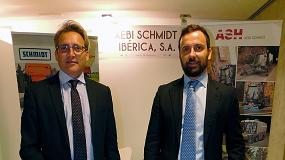 Fotografia de Entrevista a Enrique Galindo, director comercial de Aebi Schmidt Ibérica (ASH Group)