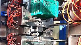 Foto de BRT se especializa en moldes y máquinas para la fabricación de cajas agrícolas