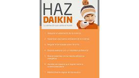 Foto de Consejos Daikin para un uso eficiente de los sistemas de climatización en invierno