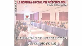 Foto de Intra Automation organiza en Mataró una nueva edición de las Jornadas Gratuitas de Introducción al Codesys 3.5