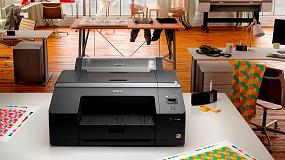 Foto de Epson lanza la impresora de producción fotográfica, artística y de pruebas SureColor SC-P5000