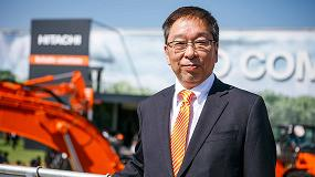 Picture of Entrevista a Makoto Yamazawa, presidente de Hitachi Construction Machinery (Europe) - HCME
