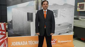 Foto de Entrevista a Gonzalo Martín, jefe de la zona centro de Hoffmann Group