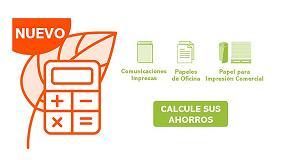 Foto de Antalis y Arjowiggins Graphic renuevan su eco calculadora