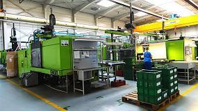 Foto de La división de plástico de Teknia Group alcanza los 100 millones de euros de facturación en el mes de octubre
