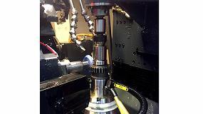 Foto de Ringspann testa con éxito su nuevo mandril mecánico de sujeción HDDS