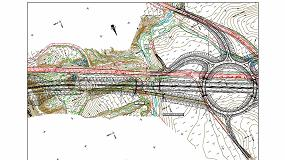 Foto de Fomento somete a información pública el nuevo ramal del enlace de Sabiñánigo Oeste en la autovía A-23