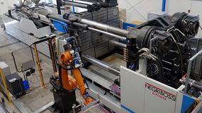 Foto de MB-Spritzgusstechnik apuesta por la tecnología de inyección de Negri Bossi