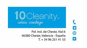Foto de Cleanity y FIAB firman un acuerdo de colaboración
