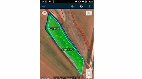 Fotografia de CartoDroid, una aplicación para facilitar la gestión de las explotaciones