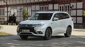 Foto de Mitsubishi cierra 2016 con record de ventas