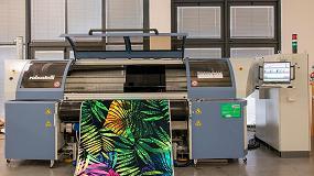 Foto de Epson muestra en Heimtextil 2017 sus últimos desarrollos en impresión textil digital