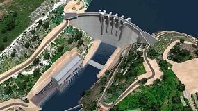 Fotografia de Ferrovial construirá para Iberdrola la central hidroeléctrica de Gouvaes, en Portugal